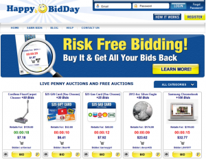 Happybidday strategy guide for Top online selling websites